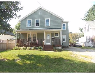 21 Trowbridge Circuit, Worcester, MA 01603 - MLS#: 72385320
