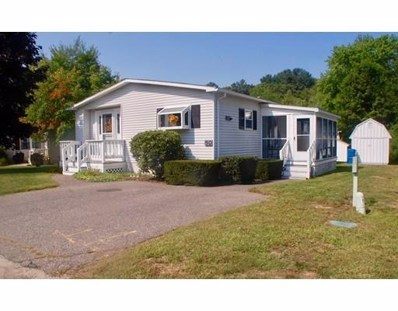 50 Leisurewood Dr UNIT 0, Rockland, MA 02370 - MLS#: 72385377