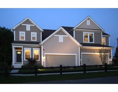 49 Walnut Way UNIT 25, Hopkinton, MA 01748 - MLS#: 72385445