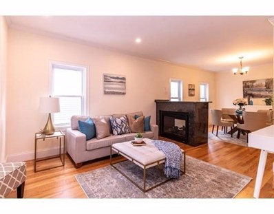 19 Metropolitan Avenue UNIT 1, Boston, MA 02131 - MLS#: 72385451