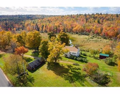 1594 West Road, Ashfield, MA 01330 - MLS#: 72385531