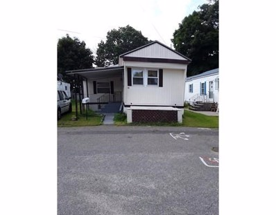 41 Pine Street UNIT 45, Peabody, MA 01960 - MLS#: 72385932