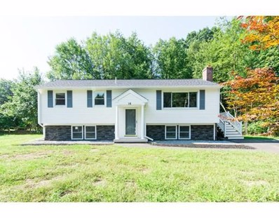 16 Parkwood Dr, Pepperell, MA 01463 - MLS#: 72385947