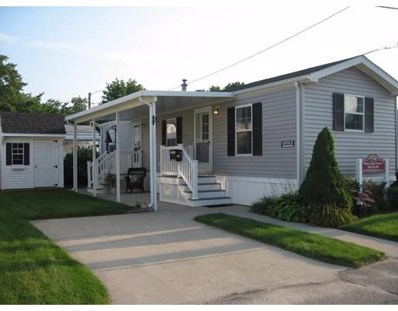 300 East Washington Street UNIT M14, North Attleboro, MA 02760 - MLS#: 72385954