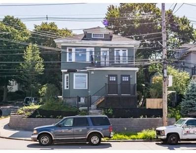 149 Metropolitan Ave UNIT 2, Boston, MA 02131 - MLS#: 72386159