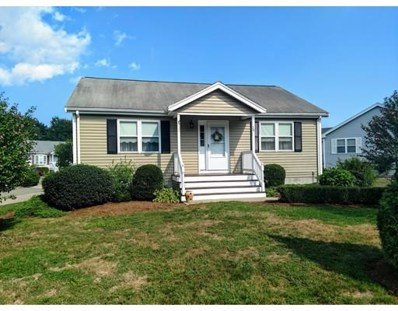 38 Brookbend Way W UNIT 38, East Bridgewater, MA 02333 - MLS#: 72386160