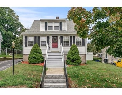 22 Edge Hill Rd, Braintree, MA 02184 - MLS#: 72386264