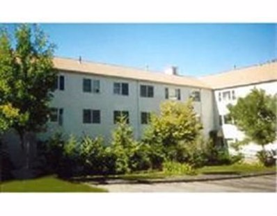 5 E Kendall Street UNIT 3 H, Worcester, MA 01605 - MLS#: 72386320