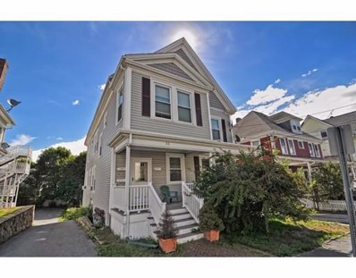 25 Elm Street UNIT 1, Gloucester, MA 01930 - MLS#: 72386378