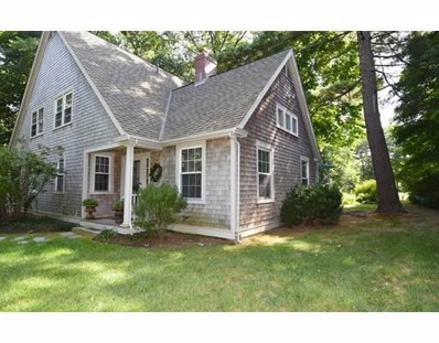 266 First Parish Road UNIT 266, Scituate, MA 02066 - MLS#: 72386395