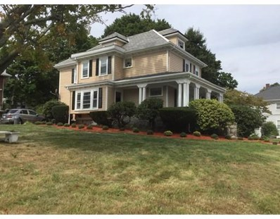 117 Manomet, Brockton, MA 02301 - MLS#: 72386562