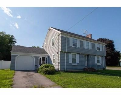 374 Kenoza Ave, Haverhill, MA 01830 - MLS#: 72386647