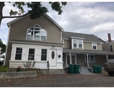 71 Central St, Fitchburg, MA 01420 - MLS#: 72386800