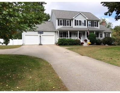 1 Draper Woods Road, Sturbridge, MA 01518 - MLS#: 72386830