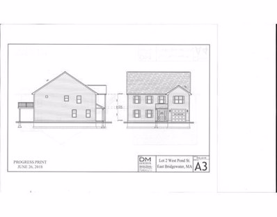 Lot 2 West Pond Street, East Bridgewater, MA 02333 - MLS#: 72386915