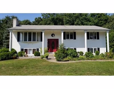 321 Warner Blvd, Taunton, MA 02780 - MLS#: 72386931