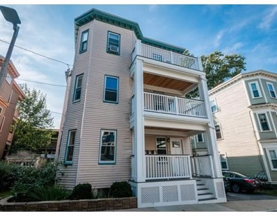 19 Glade Ave UNIT 1, Boston, MA 02130 - MLS#: 72387370
