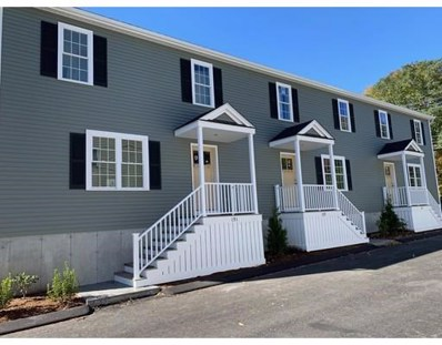 191 Centre Ave UNIT C, Abington, MA 02351 - MLS#: 72387429