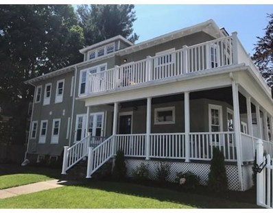 44 Pearl Street UNIT 0, Newton, MA 02458 - MLS#: 72387553