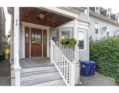 74 Dix St UNIT 1, Boston, MA 02122 - MLS#: 72387560