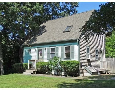 100 Park Ave, Wareham, MA 02538 - MLS#: 72387600
