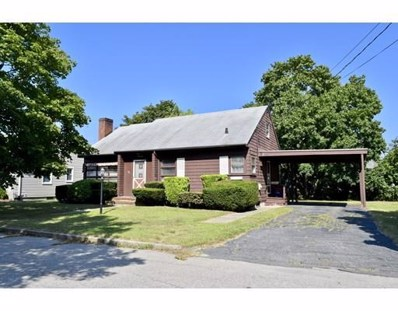 46 Burns St, New Bedford, MA 02740 - MLS#: 72387650