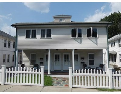 37 Havelock UNIT 1, Malden, MA 02148 - MLS#: 72387671