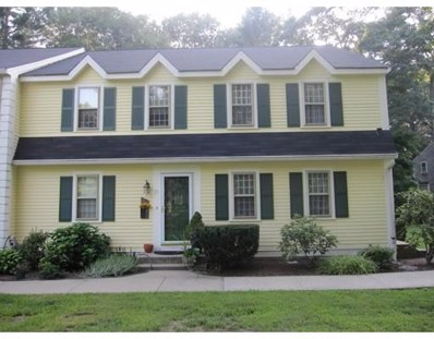 33 Old Meeting House Grn UNIT 33, Norton, MA 02766 - MLS#: 72387674