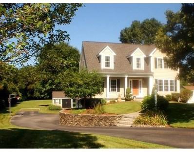 31 Grandview Drive, North Attleboro, MA 02760 - MLS#: 72387708