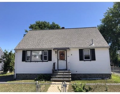55 Saratoga St, Lowell, MA 01852 - MLS#: 72387720