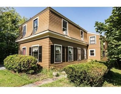 101 Pleasant Street, Cohasset, MA 02025 - MLS#: 72387810