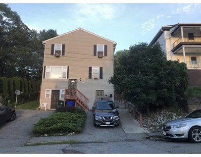 551 N. Underwood Street, Fall River, MA 02720 - MLS#: 72387837