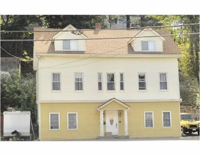 25 Winter St, Saugus, MA 01906 - MLS#: 72388002