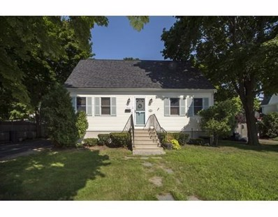 206 East Water Street, Rockland, MA 02370 - MLS#: 72388157