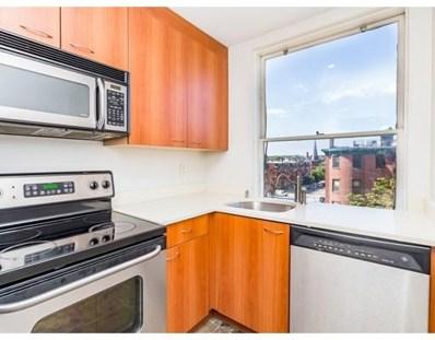 492 Massachusetts Ave UNIT 52, Boston, MA 02118 - MLS#: 72388191