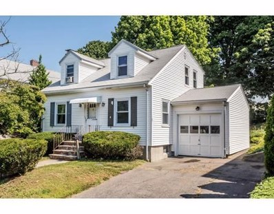 134 Madison Ave, Quincy, MA 02169 - MLS#: 72388197