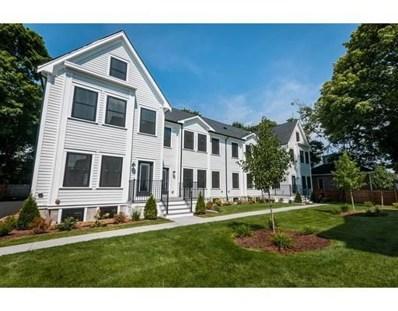21 Chickatawbut Street UNIT 1, Boston, MA 02122 - MLS#: 72388198