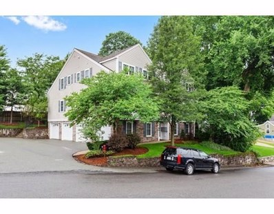 24 Wall St UNIT E, Canton, MA 02021 - MLS#: 72388238