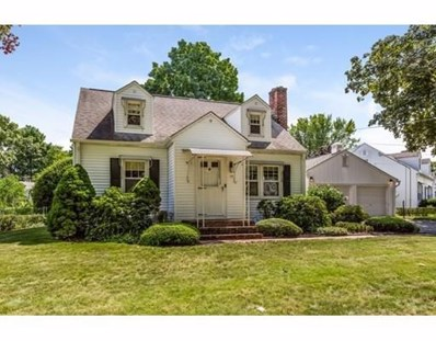 55 Beaufort Circle, Springfield, MA 01104 - MLS#: 72388270