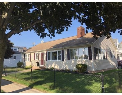 108 Felton Street, New Bedford, MA 02745 - MLS#: 72388297