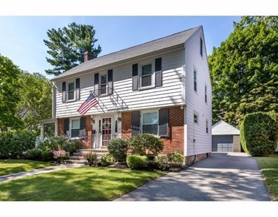 91 Plymouth Ave, Milton, MA 02186 - MLS#: 72388303
