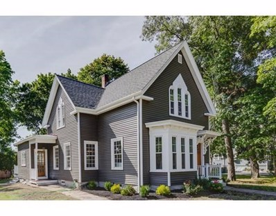 60 Park Ave, Abington, MA 02351 - MLS#: 72388400