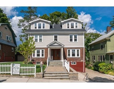 119 Summit Ave, Brookline, MA 02446 - MLS#: 72388476
