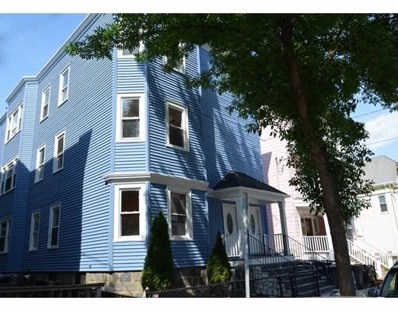 58-60 Copeland Street UNIT A, Boston, MA 02119 - MLS#: 72388506