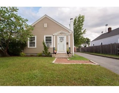 427 Carter Avenue, Pawtucket, RI 02861 - MLS#: 72388516