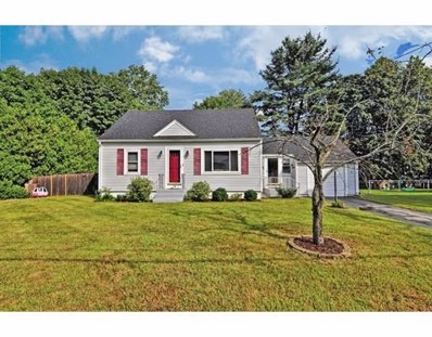 4 Newton Ave, Tewksbury, MA 01876 - MLS#: 72388603