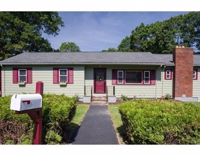 52 Connell Dr, Stoughton, MA 02072 - MLS#: 72388623