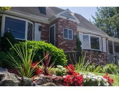 141 Brooks St, Medford, MA 02155 - MLS#: 72388756