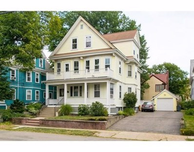 15 Everett St. UNIT 2, Arlington, MA 02474 - MLS#: 72388760