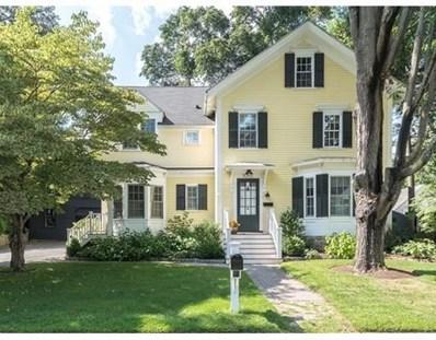 212 Hubbard Street, Concord, MA 01742 - MLS#: 72388772